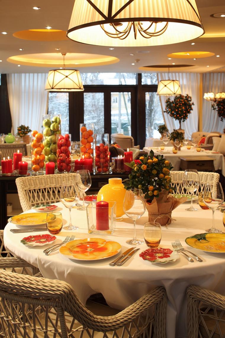 Ресторан. ресторан из проекта , фото №61075