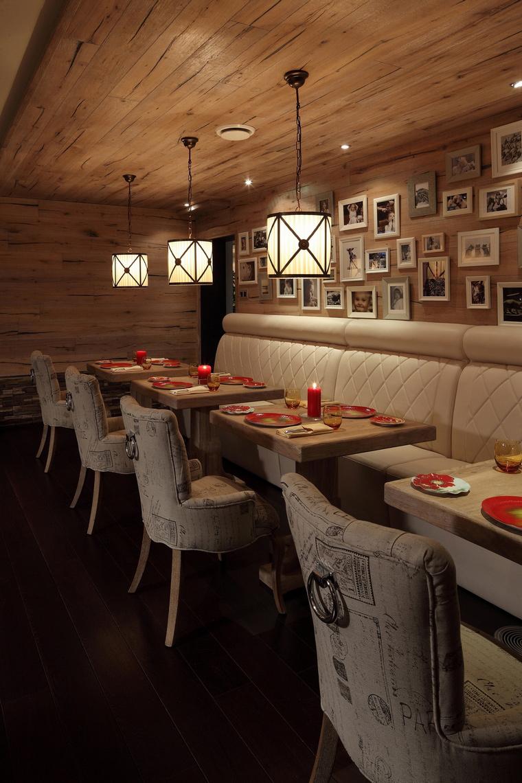 Ресторан. ресторан из проекта , фото №61079