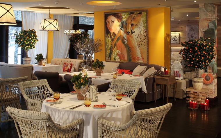 Ресторан. ресторан из проекта , фото №61092