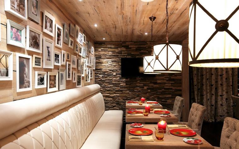 Ресторан. ресторан из проекта , фото №61090