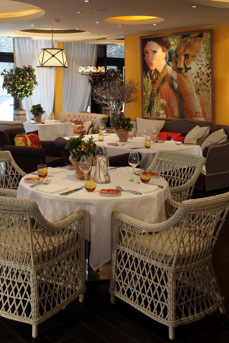 Ресторан. ресторан из проекта , фото №61093