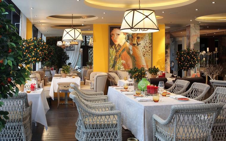 Ресторан. ресторан из проекта , фото №61094