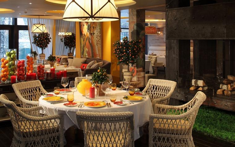 Ресторан. ресторан из проекта , фото №61073