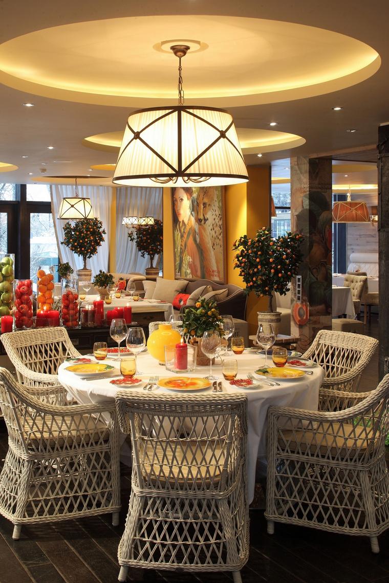 Ресторан. ресторан из проекта , фото №61074
