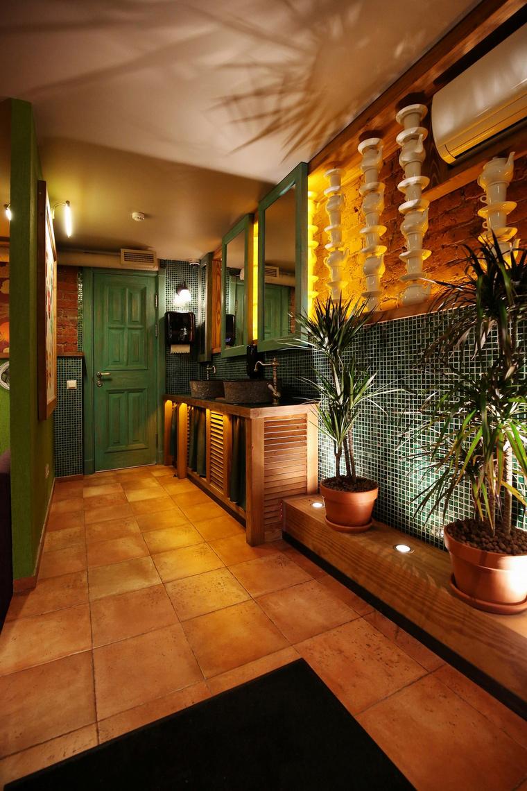 Ресторан. ресторан из проекта , фото №61643