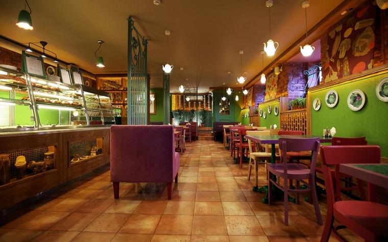Ресторан. ресторан из проекта , фото №61623