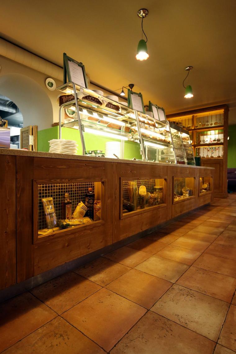 Ресторан. ресторан из проекта , фото №61624
