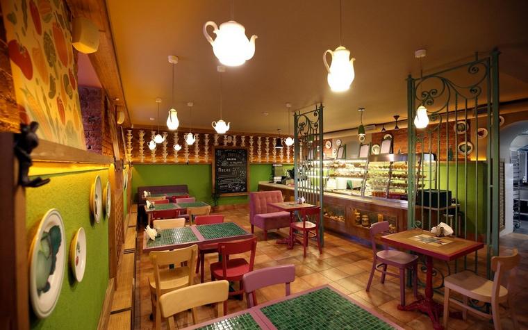 Ресторан. ресторан из проекта , фото №61626