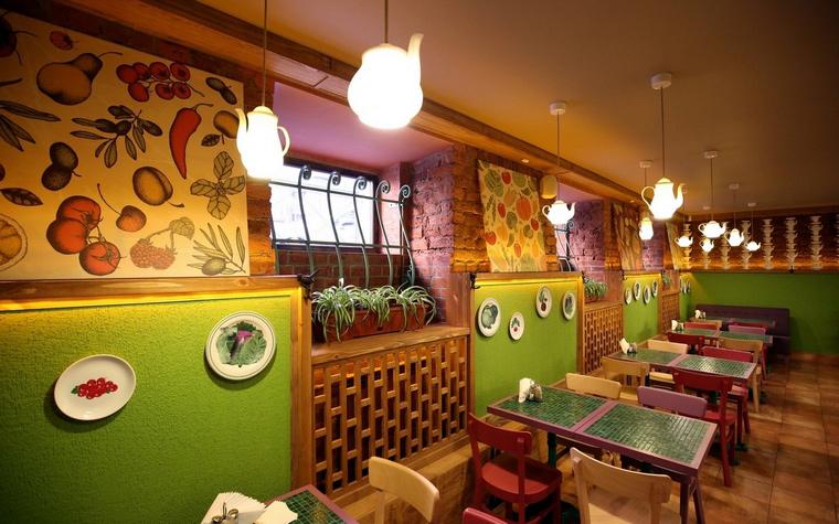 Ресторан. ресторан из проекта , фото №61627