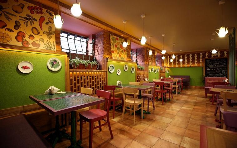 Ресторан. ресторан из проекта , фото №61628