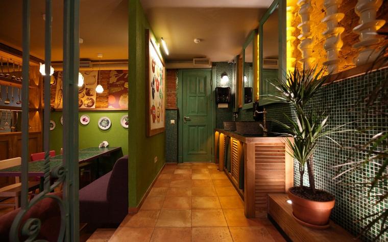 Ресторан. ресторан из проекта , фото №61644