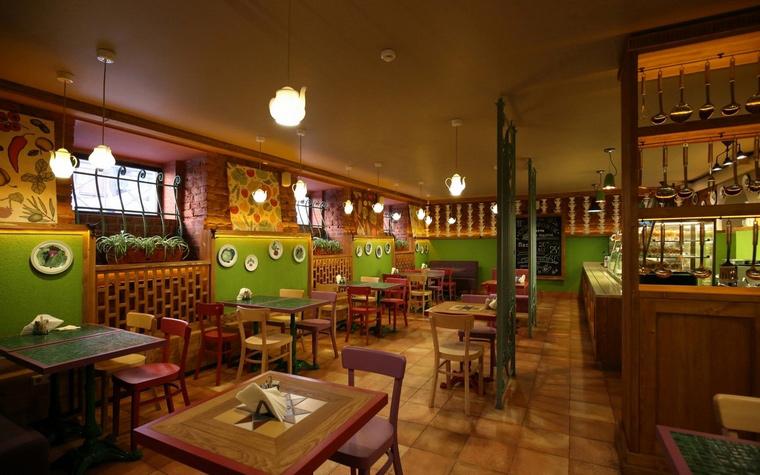 Ресторан. ресторан из проекта , фото №61633