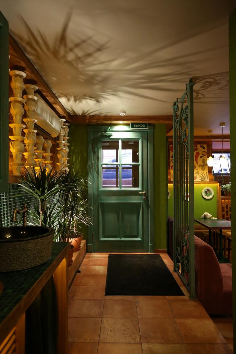 Ресторан. ресторан из проекта , фото №61635