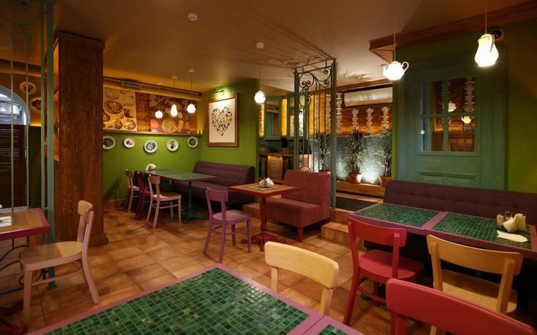 Ресторан. ресторан из проекта , фото №61637