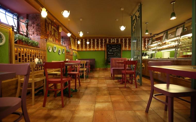Ресторан. ресторан из проекта , фото №61638