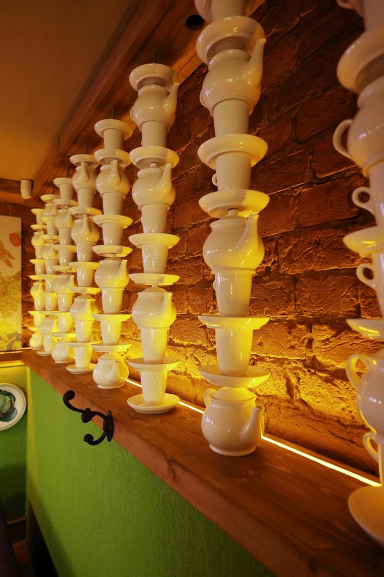 Ресторан. ресторан из проекта , фото №61639