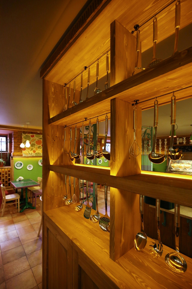 Ресторан. ресторан из проекта , фото №61641