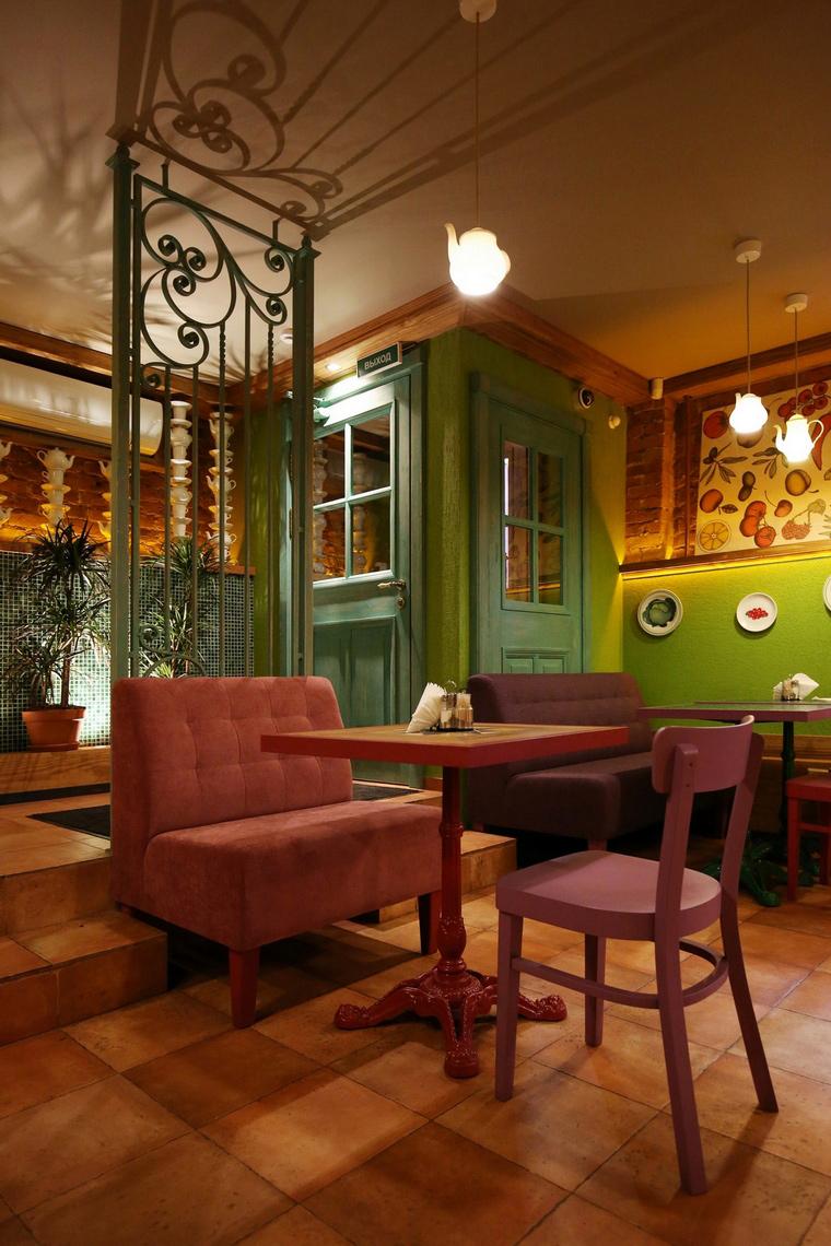 Ресторан. ресторан из проекта , фото №61642