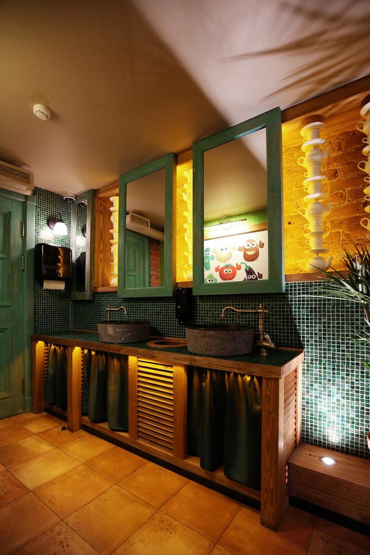 Ресторан. ресторан из проекта , фото №61645