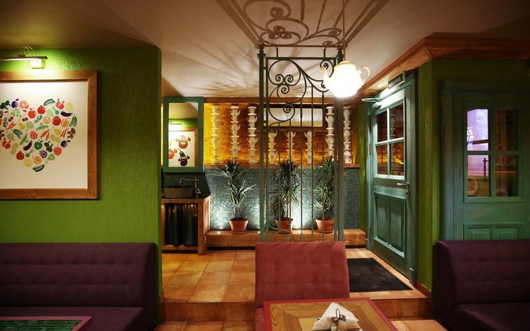 Ресторан. ресторан из проекта , фото №61617