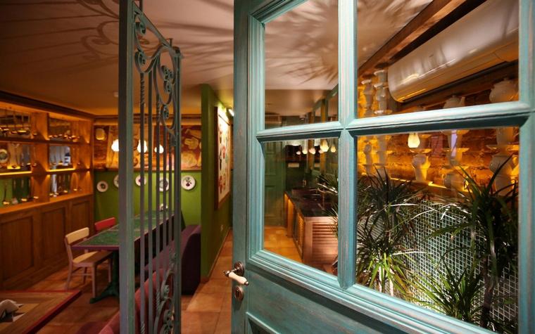 Ресторан. ресторан из проекта , фото №61618