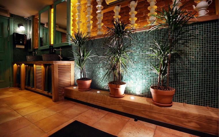 Ресторан. ресторан из проекта , фото №61619