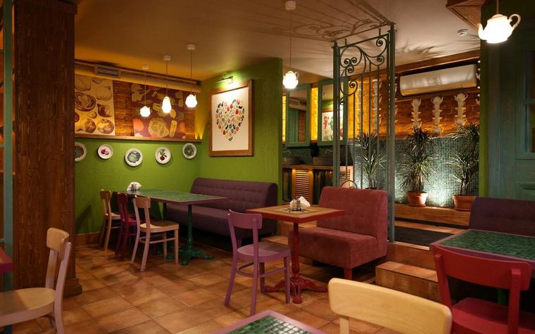Ресторан. ресторан из проекта , фото №61620