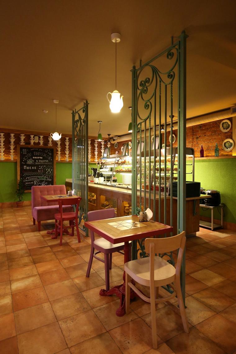 Ресторан. ресторан из проекта , фото №61621