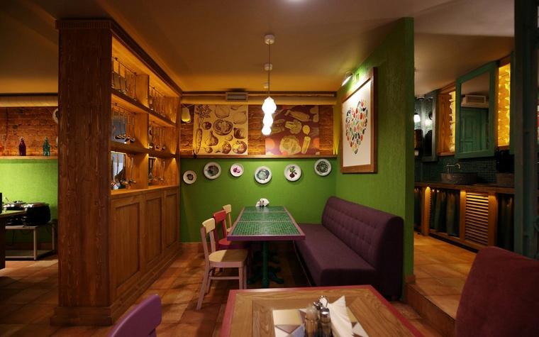 Ресторан. ресторан из проекта , фото №61622