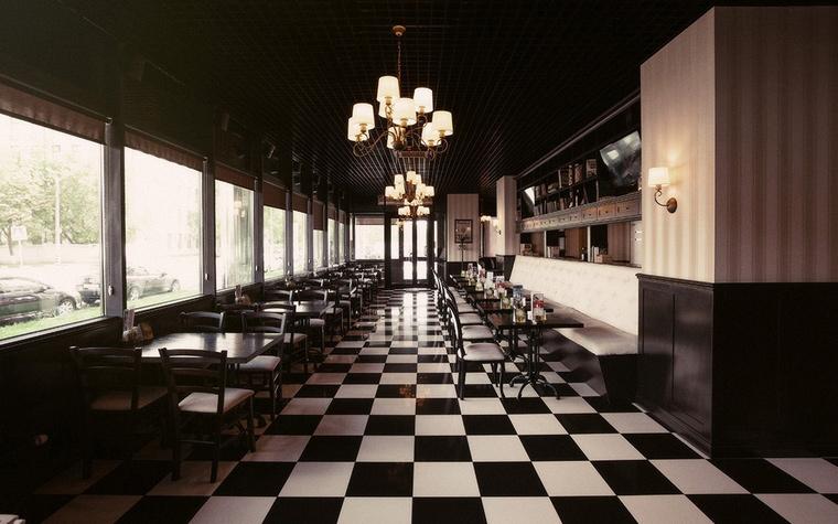 Ресторан. ресторан из проекта , фото №61759
