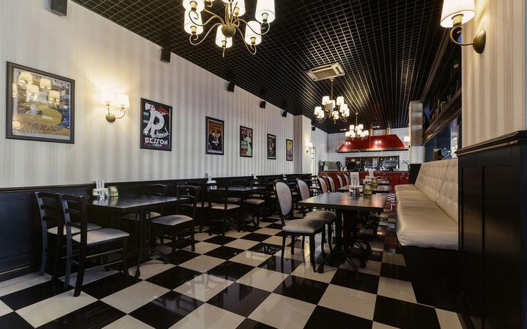 Ресторан. ресторан из проекта , фото №61758