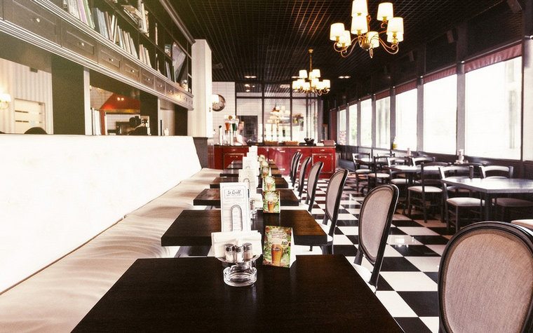 Ресторан. ресторан из проекта , фото №61760