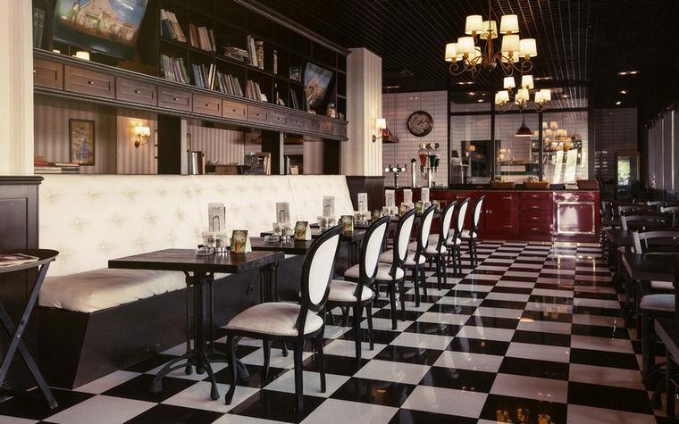 Ресторан. ресторан из проекта , фото №61752