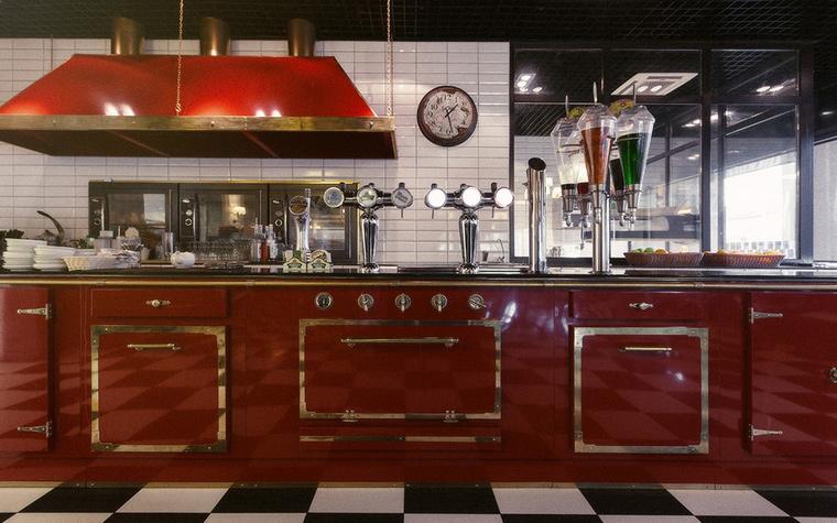 Ресторан. ресторан из проекта , фото №61753