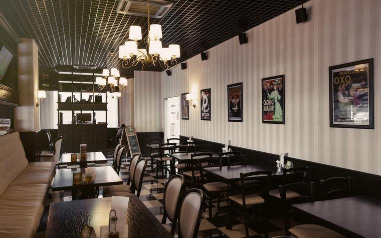 Ресторан. ресторан из проекта , фото №61755