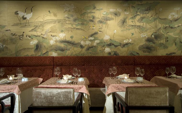 Ресторан. ресторан из проекта , фото №2613