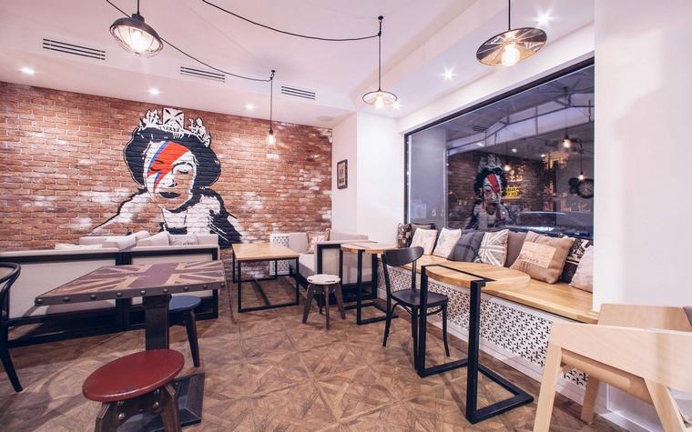 Ресторан. ресторан из проекта , фото №63547