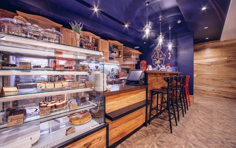 Ресторан. ресторан из проекта , фото №63539