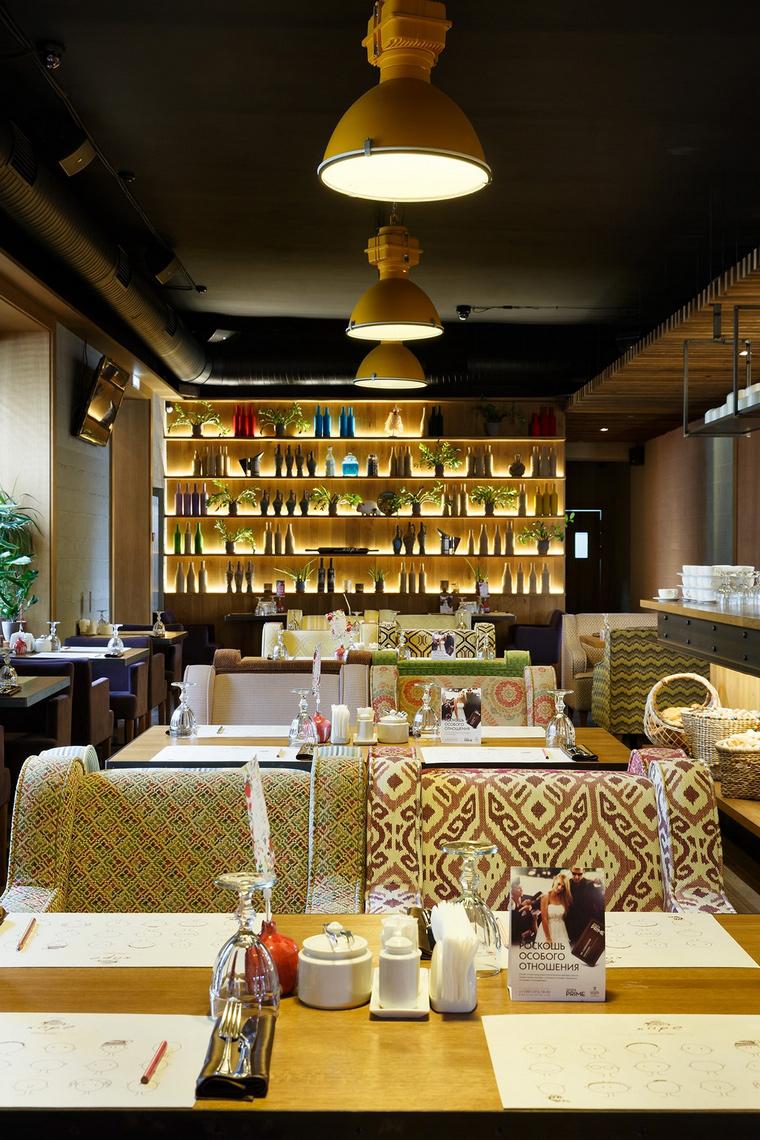 Ресторан. ресторан из проекта , фото №63864