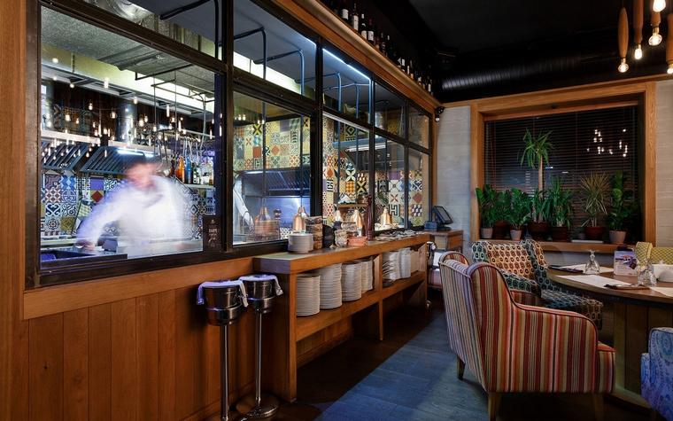 Ресторан. ресторан из проекта , фото №63859