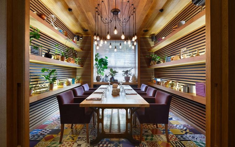 Ресторан. ресторан из проекта , фото №63860
