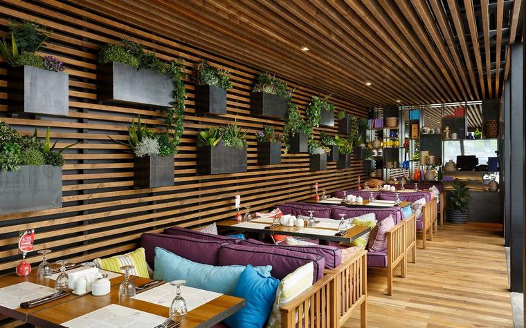 Ресторан. ресторан из проекта , фото №63880