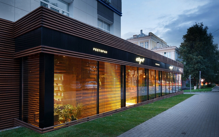 Ресторан. ресторан из проекта , фото №63888