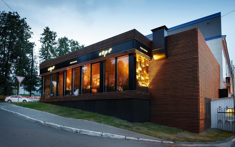 Ресторан. ресторан из проекта , фото №63889