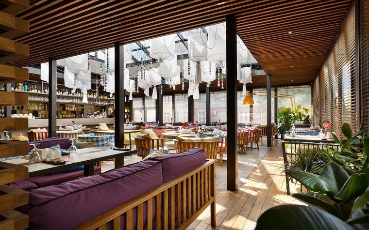 Ресторан. ресторан из проекта , фото №63873