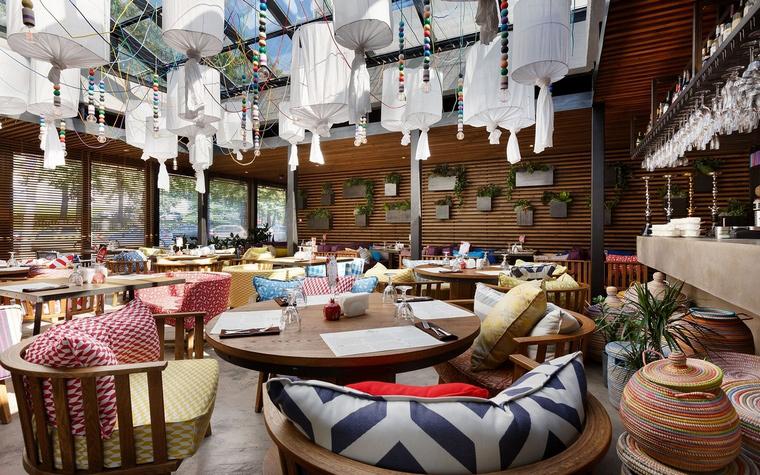 Ресторан. ресторан из проекта , фото №63875