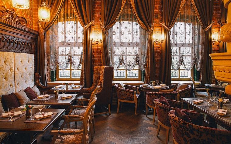Ресторан. ресторан из проекта , фото №64492