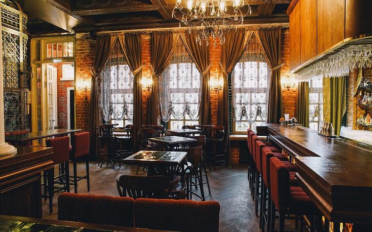 Ресторан. ресторан из проекта , фото №64490