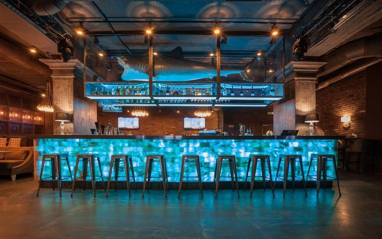 Ресторан. ресторан из проекта , фото №66076