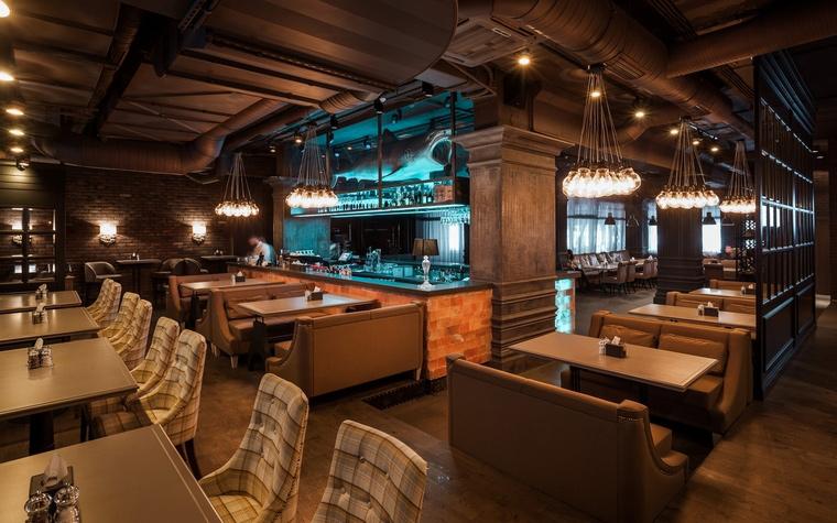Ресторан. ресторан из проекта , фото №66071